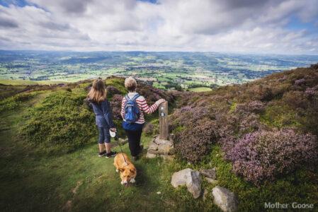 Wandelroute in Wales: Offa's Dyke Path