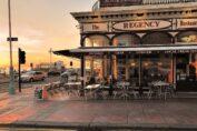 The Regency Restaurant, Brighton, England