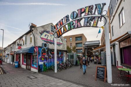 The Open Market, Brighton