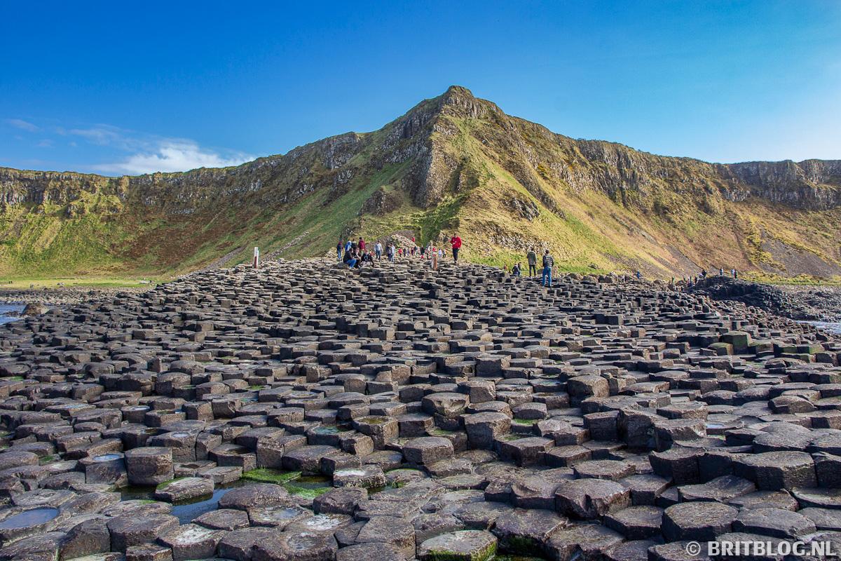 Giant's Causeway Noord-Ierland
