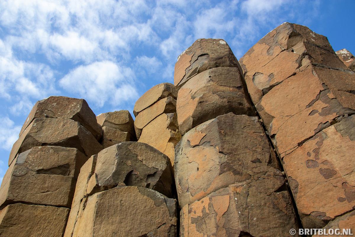 Giant's Causeway stenen