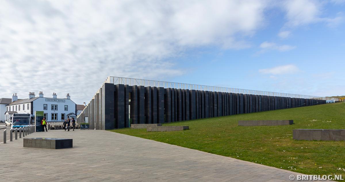 Giant's Causeway bezoekerscentrum