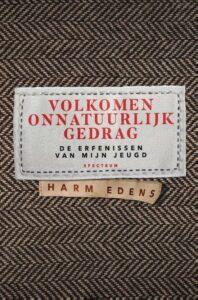 Harm Edens - Volkomen onnatuurlijk gedrag