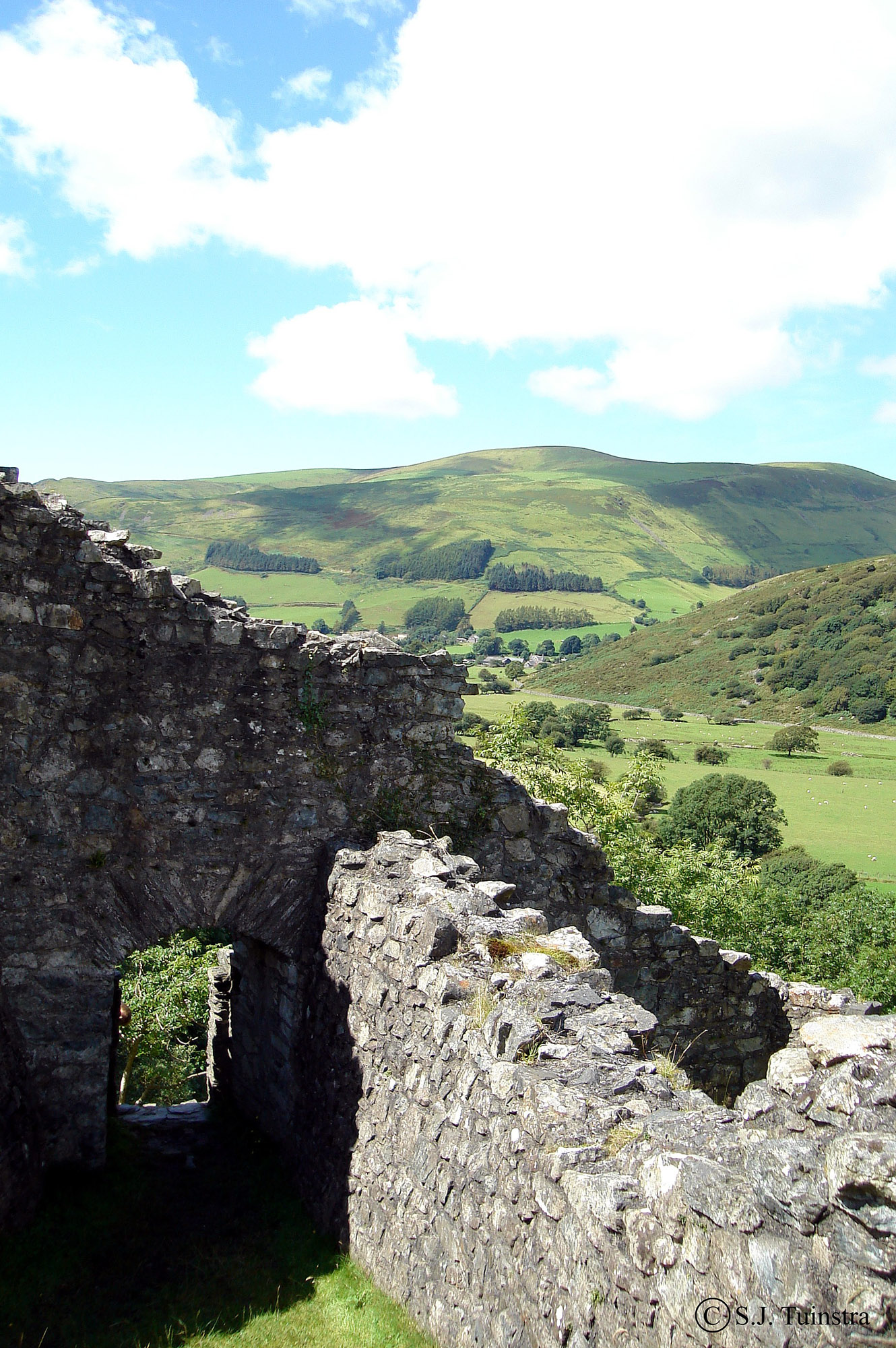 Castell Y Bere