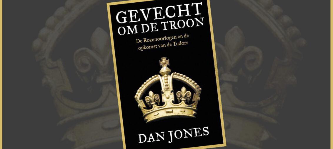 Gevecht om de troon – Dan Jones