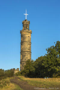 Nelson Monument, Calton Hill Edinburgh